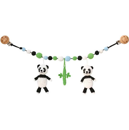 Sindibaba Barnvagnshänge Panda
