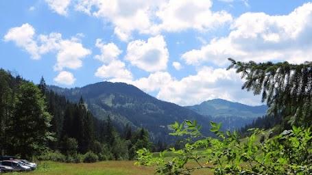 Gunzesried Naturpark Nagelfluhkette Allgäu