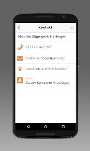 Download Mobiles Sägewerk Hartinger For PC Windows and Mac apk screenshot 5