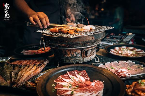 燒肉殿.捷運忠孝復興站 899澳洲和牛、熔岩龍蝦任你吃.699起啤酒喝到飽.東區最強燒肉吃到飽!