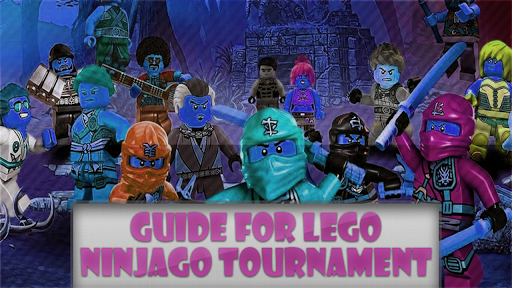 Guide for Ninjago Tournament for PC