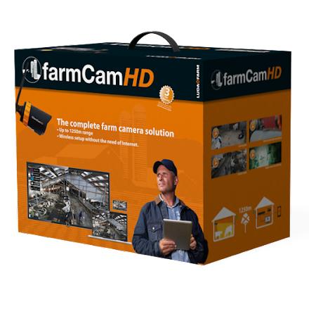 LUDA FarmCam HD