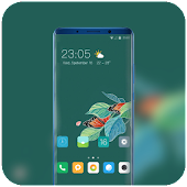 Theme for Oppo Realme 2 nature flowers wallpaper Mod