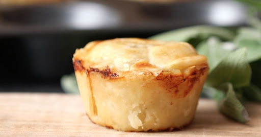 Muffin Tin Meat Pies