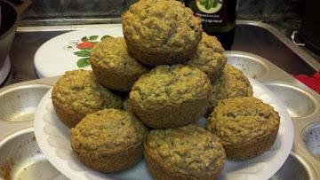 Sourdough Buckwheat Muffins Recipe