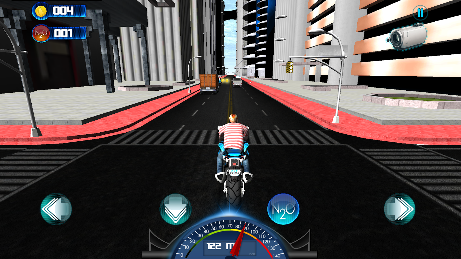 Motor City Mania Endless Racer Android Apps On Google Play