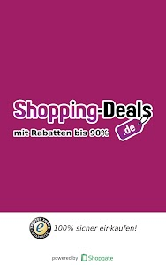 Shopping Deals - 70% Rabatt screenshot 0