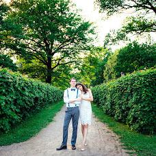 Wedding photographer Vladimir Livarskiy (vladimir190887). Photo of 03.06.2016