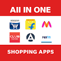 All in one shopping app with club factory & shein icon
