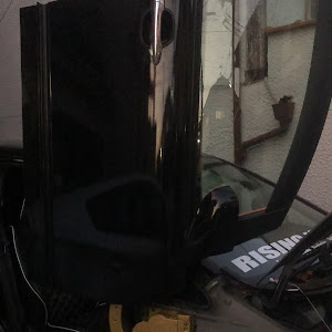 オデッセイ RB1 黒オデドム改め白オデ2号機のカスタム事例画像 じゃりんこのテツ 京相一家大阪支部さんの2019年08月26日21:27の投稿
