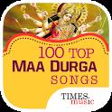 100 Maa Durga Hindi Bhajans icon