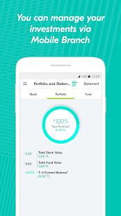 App Türkiye Finans Mobile Branch APK for Windows Phone