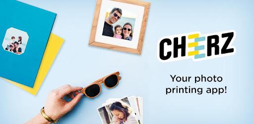 Audacieuse CHEERZ- Photo Printing - Apps on Google Play MF-19