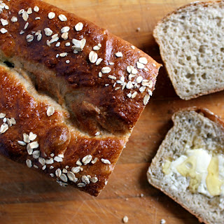 Honey Wheat Bread.