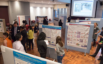 Photo: The Young Investigator poster competition was sponsored by Sanofi and over 20 people entered. http://www.med.monash.edu.au/cecs/events/2015-tr-symposium.html