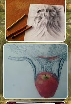 3D Drawing Art Design - screenshot thumbnail 13