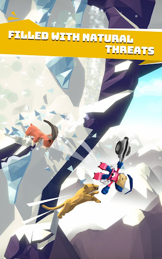 Hang Line: Mountain Climber screenshot 3