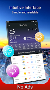 Weather 14 days Pro 6.6.1 (Paid)