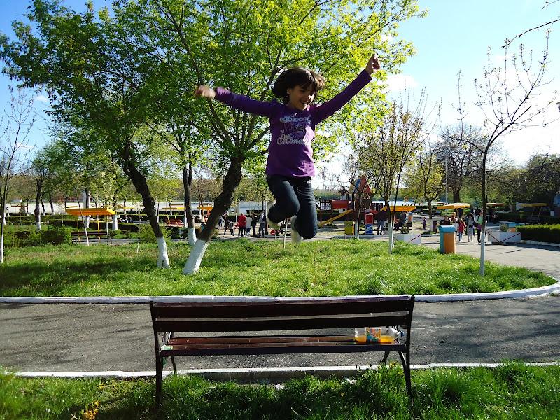 La gioia del salto di FLORANS