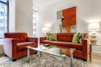 Hanover Square Furnished Apartment Manhattan