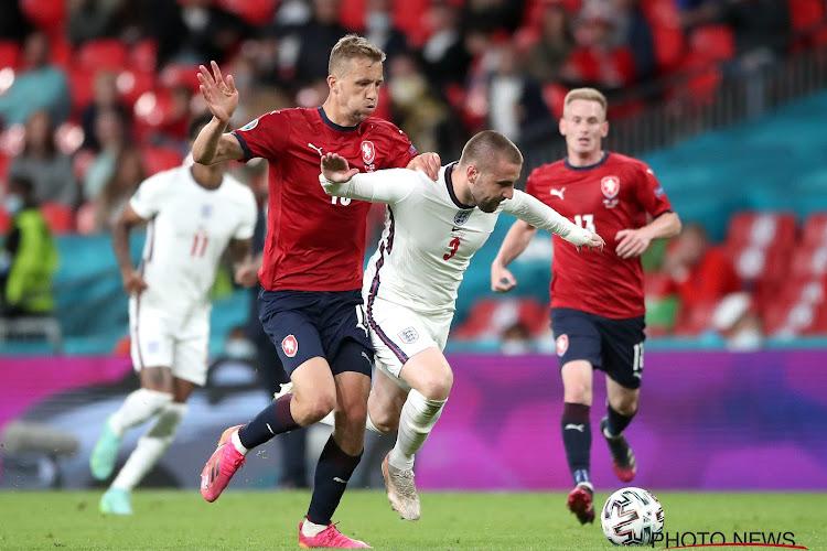 Thomas Soucek voit une équipe favorite, mais ce n'est pas la Belgique