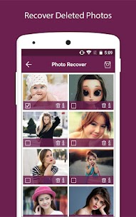 Recover Deleted All Photos, Files And Contacts 8