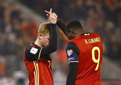 """Philippe Albert sous le charme: """"Romelu Lukaku est l'homme du match"""""""