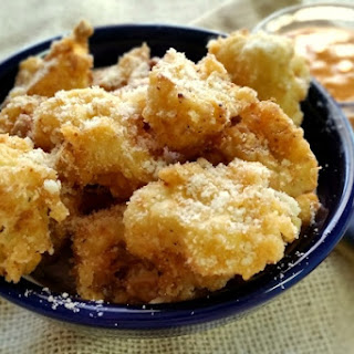 Country Fried Cauliflower