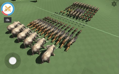 Animal Epic Battle Simulator MOD (Unlock All Levels) 1