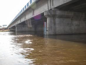Photo: pod mostem w Pińczowie