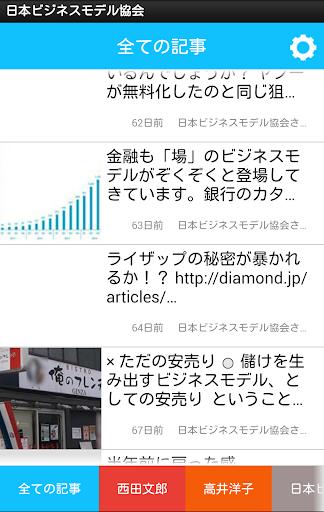 日本ビジネスモデル協会