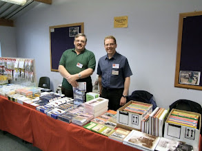 Photo: 004 There were over 20 traders present, and none better for a representative view than Ian and Andrew Hastie of Parkside Dundas, who had travelled all the way from Kirkcaldy in Fife to be present and support the hobby.