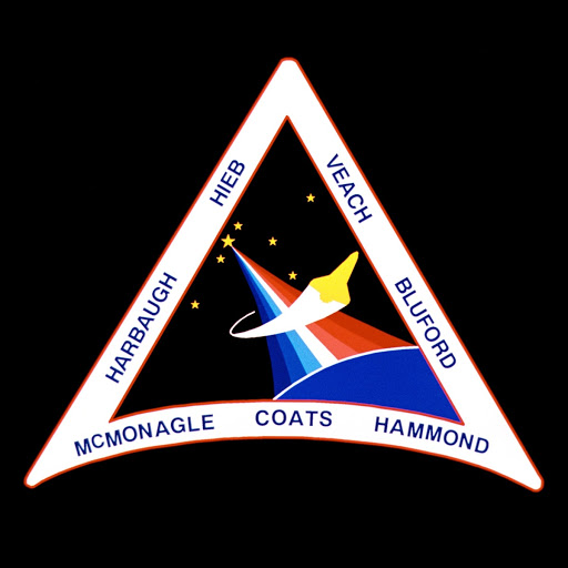 STS-39 Discovery, Orbiter Vehicle (OV) 103, crew insignia