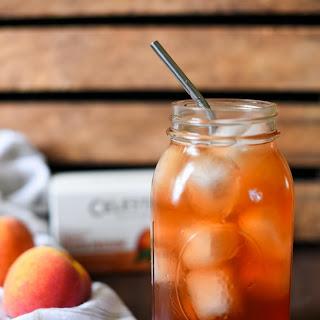 Peach Good Girl Moonshine.