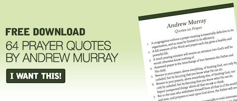 Andrew Murray Quotes