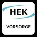 Die Vorsorge-App der HEK