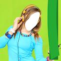 Teen Fashion Photo Camera icon