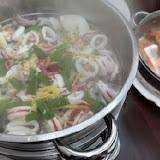 花喬海鮮蒸氣火鍋