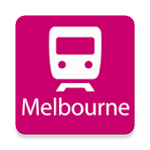 Melbourne Rail Map