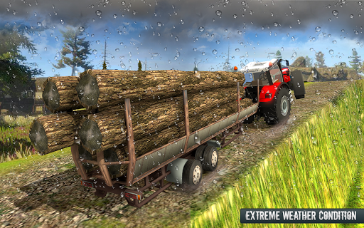 Cargo Tractor Trolley Simulator Game 1.0 screenshots 2