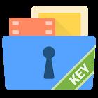 照片保险箱 专业版密匙 - 隐藏图片,隐藏视频,隐藏文件 icon
