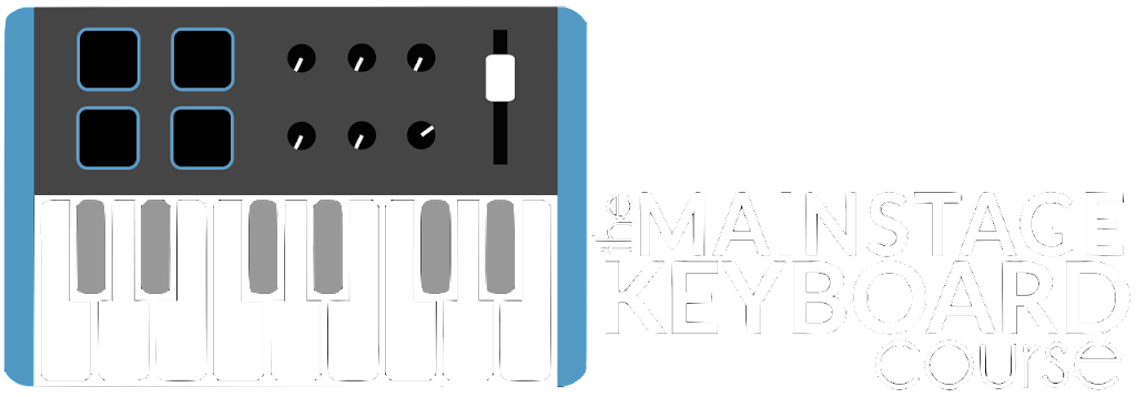 The Mainstage Keyboard Course from OurWorshipSound