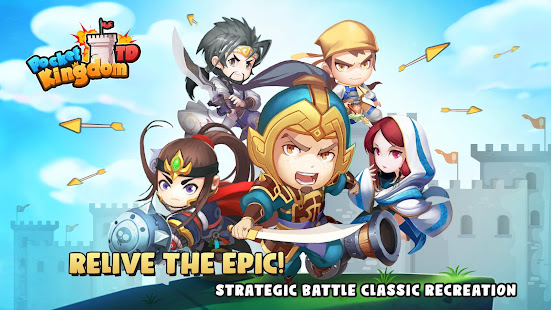 How to hack Pocket Kingdom TD for android free