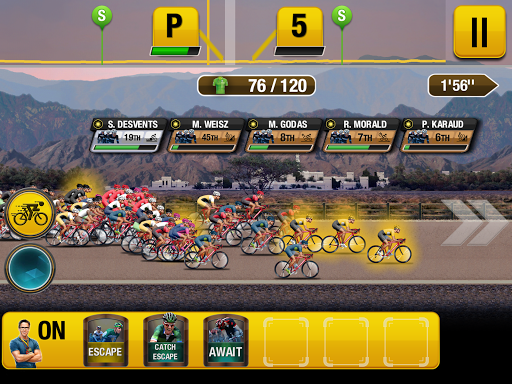 Tour de France 2019 Official Game - Sports Manager apkdebit screenshots 10