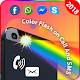 Color flash on call and sms: Color flashlight Download on Windows