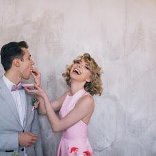 Wedding photographer Lesya Cykal (lesindra). Photo of 07.03.2016