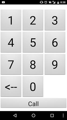 Big Button Phone Dialer 1.0.3 screenshots 1