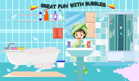 Crazy Bubble Party - Girls Game - náhled