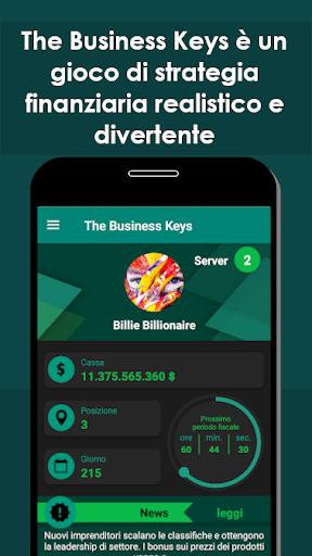 The Business Keys  - Il vero Business Game 2.0.460 screenshots 9