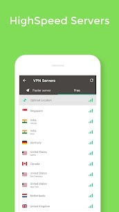 INDIA VPN –  Free VPN Proxy & Wi-Fi Security App Download For Android 2